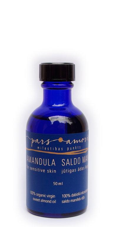 AMANDULA/ SALDO.MANDEĻU.eļļa
