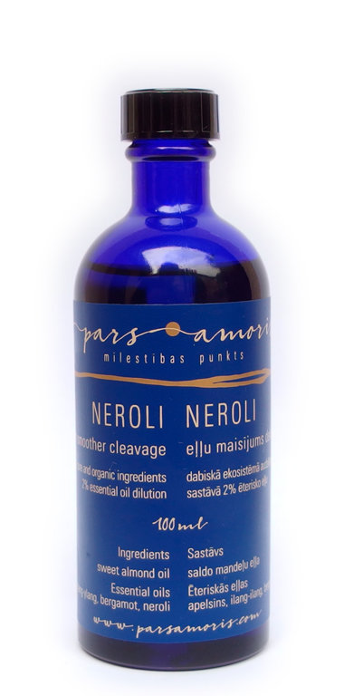 facial and cleavage NEROLI/NEROLI