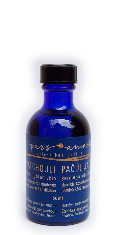 for body PATCHOULI/PATCHOULI