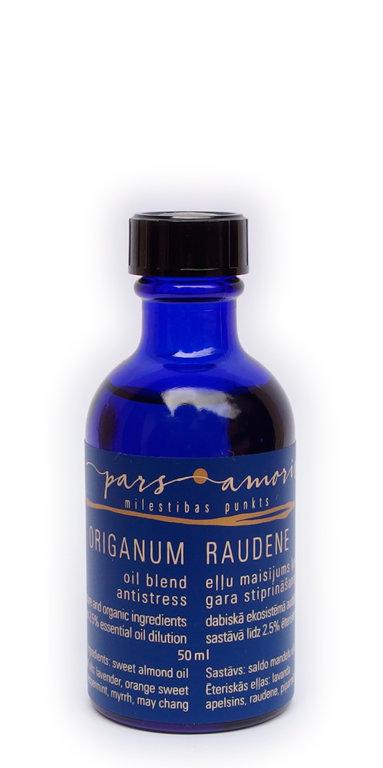 nerviem ORIGANUM/RAUDENE